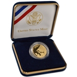 2012-W US Gold $5 Star-Spangled Banner Commemorative Proof