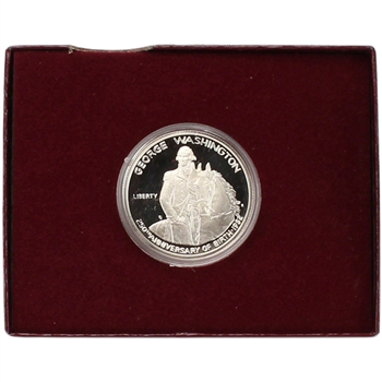 1982-S US George Washington Commemorative Proof Silver Half Dollar