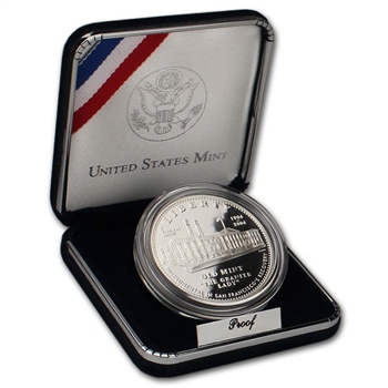 2006-S US San Francisco Old Mint Commemorative Proof Silver Dollar