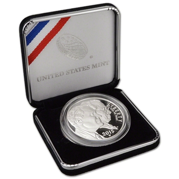 2015-W US March of Dimes Commemorative Proof Silver Dollar