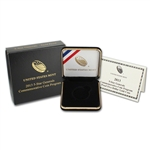 2013-W 5-Star Generals Commemorative Proof Gold $5 - OGP ONLY - No Coins