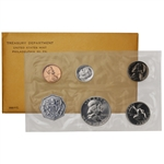 1960 US Mint Proof Set Small Date
