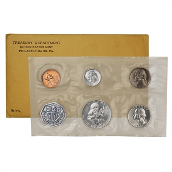 1961-P US Proof Set