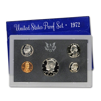 1972-S US Proof Set