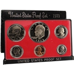 1973-S US Mint Proof Set