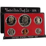 1974-S US Mint Proof Set