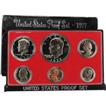 1977-S US Mint Proof Set
