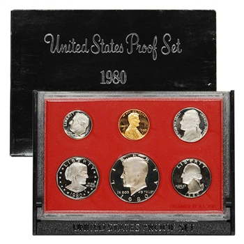 1980-S US Proof Set