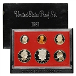 1981-S US Proof Set