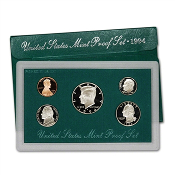 1994-S US Mint Proof Set