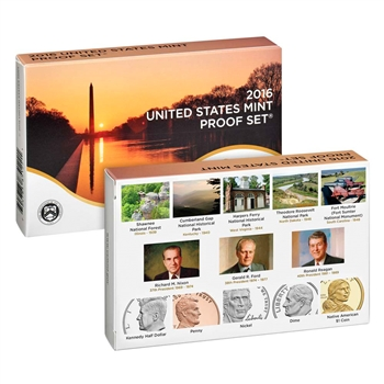 2016 US Mint Proof Set (16RG)