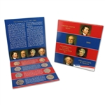 2008 US Mint Presidential $1 Coin Uncirculated Set