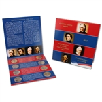 2010 US Mint Presidential $1 Coin Uncirculated Set