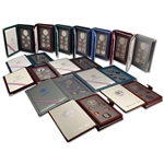 14-pc. 1983 - 1997 US Mint Prestige Proof Set - Complete Set