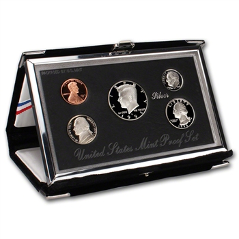 1995 US Mint Premier Silver Proof Set