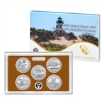 2018 United States Mint America the Beautiful Quarters Proof Set (18AP)