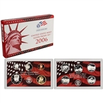 2006-S US Mint Silver Proof Set