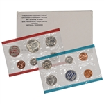 1970 United States Mint Uncirculated Coin Set Small Date