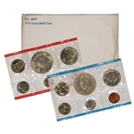 1975 US Mint Uncirculated Coin Set