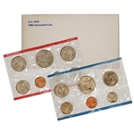 1980 US Mint Uncirculated Coin Set