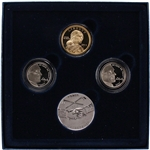 2005 US Westward Journey Nickel Series Coin and Medal Set