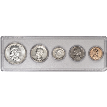 1954 'Gem' US Proof Set (LCG)