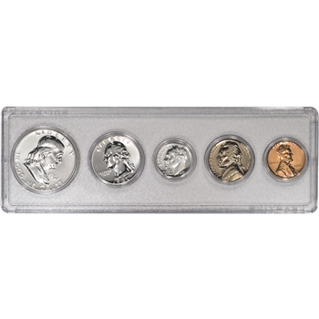 1961 'Gem' US Proof Set (LCG)
