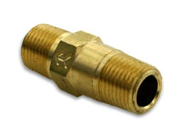 "Air Lift 21664 Check Valve - 1/8"" x 1/8"" NPT Universal"