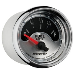 Auto Meter 1214 American Muscle 0-90 Ohms GM Fuel Level Gauge