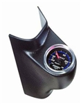 Auto Meter 15318 Single Gauge A-Pillar Pod 1999-2007 Ford Superduty
