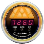 Auto Meter 3387 Sport-Comp 0-15k RPM Level 1 Digital Pro Shift System