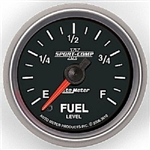 Auto Meter 3610 Sport-Comp II 0-280 Programmable Fuel Level Gauge