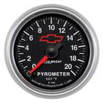 Auto Meter 3645-00406 GM Performance Parts 0-2000 °F Pyrometer Gauge