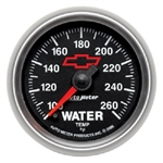 Auto Meter 3655-00406 Sport Comp-II 100-260 °F Water Temperature Gauge