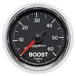 Auto Meter 3805 GS 0-60 PSI Boost Gauge