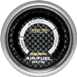 Auto Meter 4775 Carbon Fiber Narrowband Air / Fuel Ratio Gauge