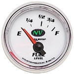 Auto Meter 7315 NV 73-10 Ohms Fuel Level Gauge