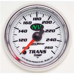Auto Meter 7357 NV 100-260 °F Transmission Temperature Gauge