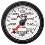 Auto Meter 7557 Phantom II 100-260 °F Transmission Temperature Gauge