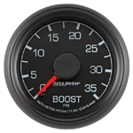 Auto Meter 8404 Factory Match 0-35 PSI Boost Gauge