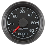 Auto Meter 8405 Factory Match 0-60 PSI Boost Gauge