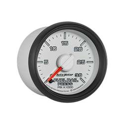 Auto Meter 8593 Dodge Factory Match 0-30000 Diesel Fuel Rail Pressure Gauge