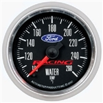 Auto Meter 880086 Ford Racing 100-260 °F Water Temperature Gauge