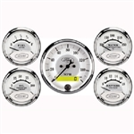 Auto Meter 880087 Ford Racing 5 Piece Gauge Kit