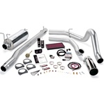 Banks Power 47546 Single Exhaust Stinger System 1999.5-2003 Ford 7.3L Powerstroke