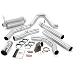 Banks Power 48653 Single Monster Exhaust System 2000-2003 Ford 7.3L Powerstroke