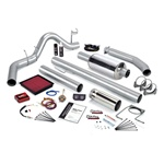 Banks Power 49374 Single Exhaust Stinger System 2002 Dodge 5.9L Cummins
