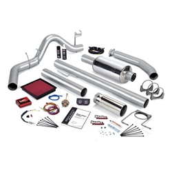 Banks Power 49369 Single Exhaust Stinger System 2001 Dodge 5.9L Cummins
