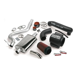 Banks Power 51330 Single Exhaust Stinger System 1997-1999 Jeep 4.0L Wrangler