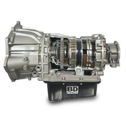 BD Power 1064734 4WD Transmission 2006-2007 6.6L Chevrolet Duramax w/Allison 1000 6-Speed Transmission